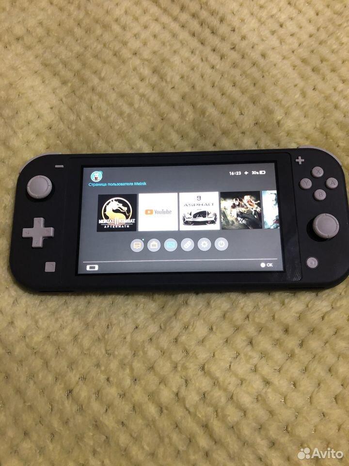 Nintendo switch lite  89612714389 купить 8