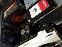 Игровой i3-4170 + GTX1060 + 16gb + SSD240gb — Бытовая электроника в Обнинске