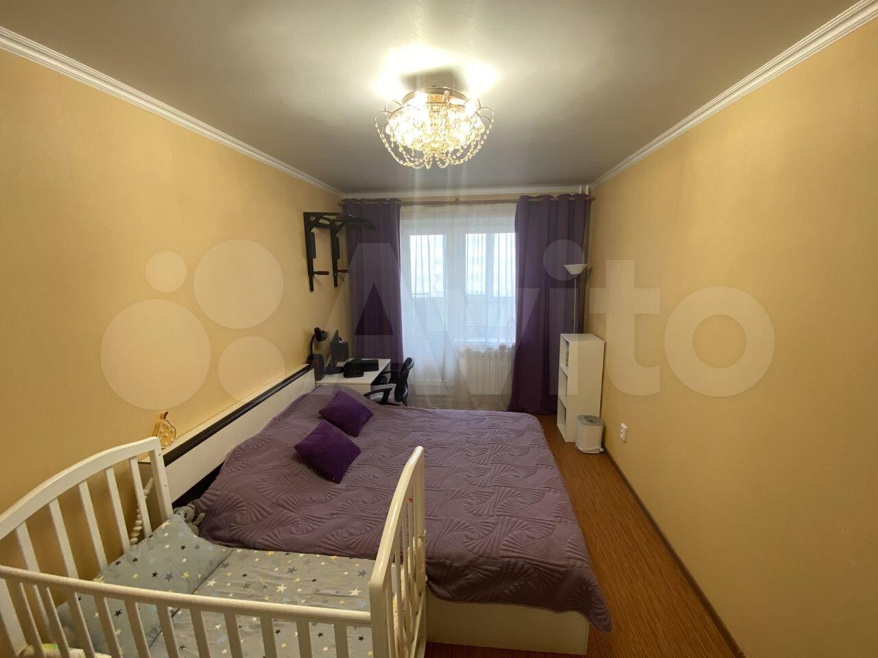1-к квартира, 36 м², 5/10 эт.