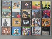 CD музыка разных стилей