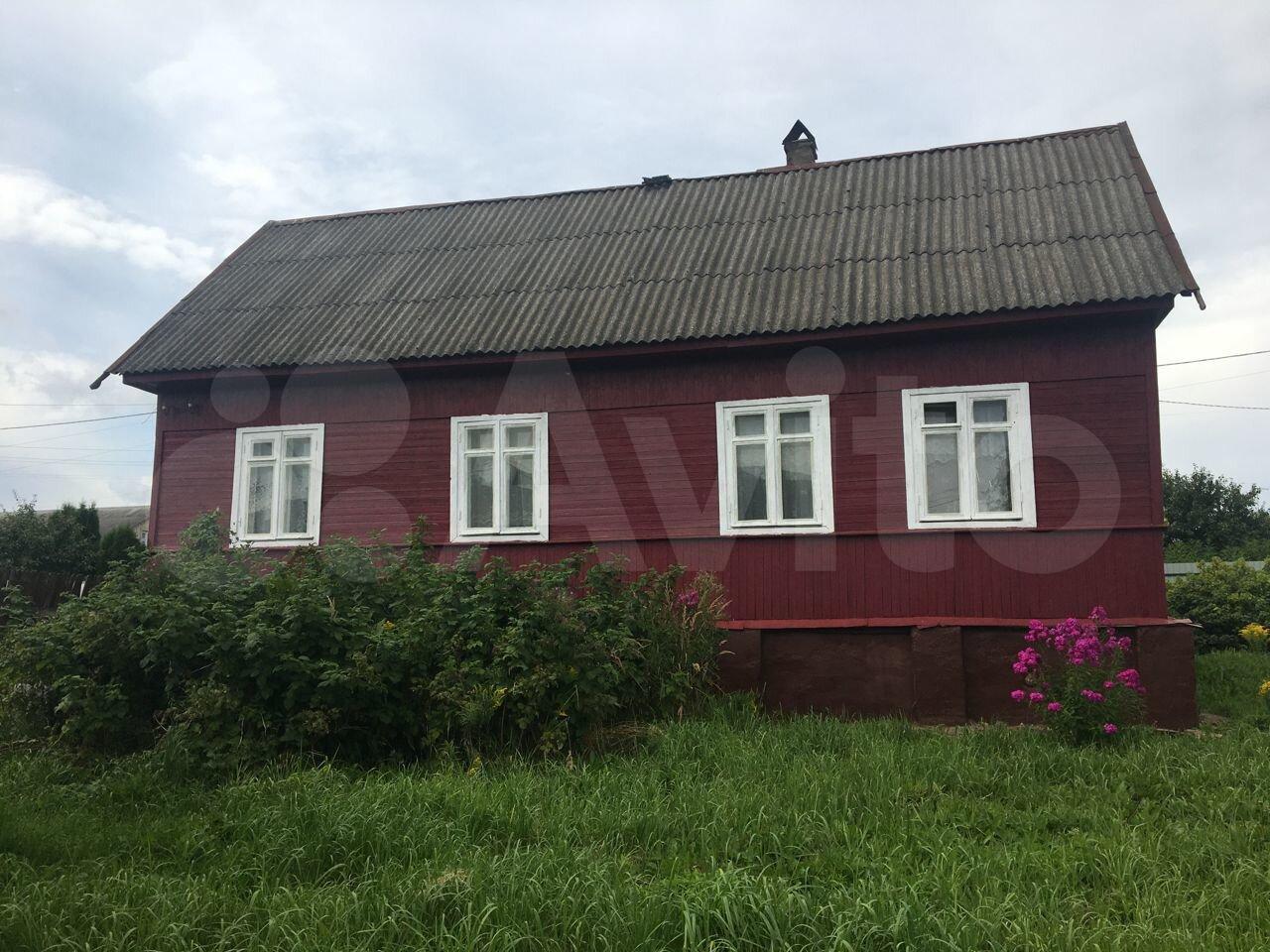 Дом 80 м² на участке 6 сот.  89156594626 купить 6