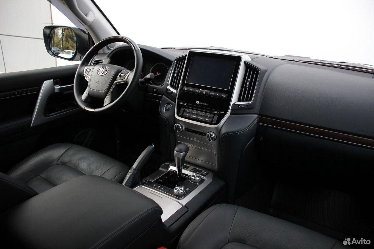 Toyota Land Cruiser, 2019  84822396411 купить 10
