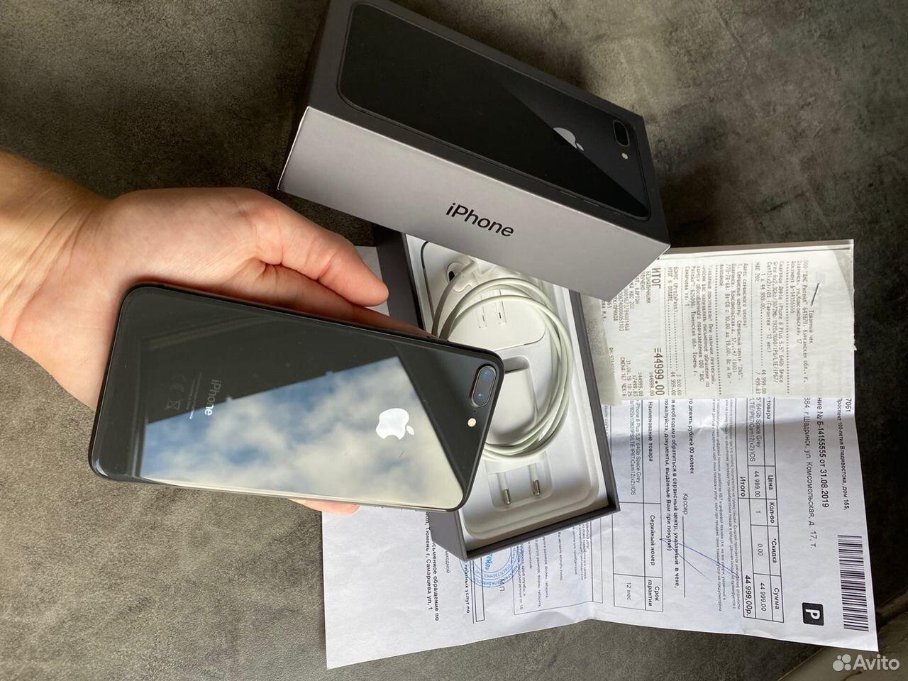 iPhone 8Plus 64gb  89512710462 купить 1