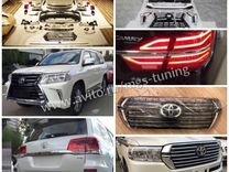 Тюнинг для автомобилей Toyota