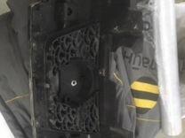 Nissan X-trail T31 решётка радиатора рестайлинг