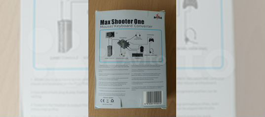Max Shooter One PS4/PS3/xbox 360/xbox ONE