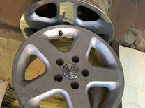Литые диски R15 Toyota