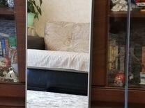 Зеркало - шкафчик для ванной