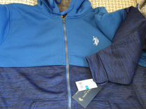 Новая USA Куртка U.S. polo assn. Color Block Lined