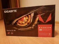 AMD Radeon RX Vega 56 Gigabyte — Товары для компьютера в Казани