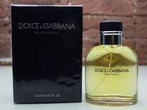 Духи Dolce Gabbana Pour Homme, Дольче Габбана