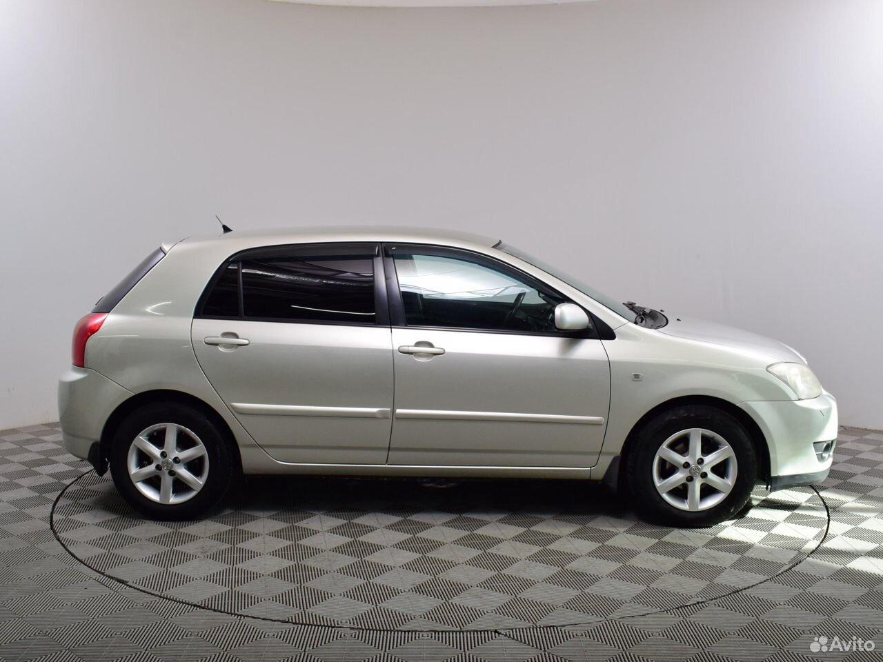 Toyota Corolla, 2006  88129207311 купить 5