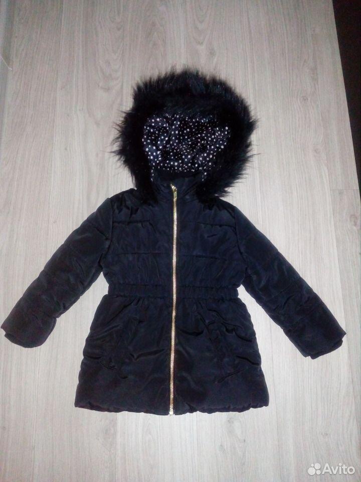 Куртка H&M холодный деми 104 и 110 р-р  89528067023 купить 1