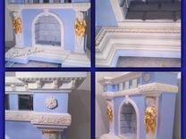 Камин декоративный — Ремонт и строительство в Москве