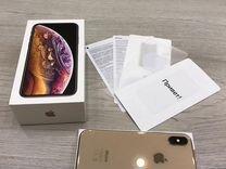 iPhone Xs Gold 64gb — Телефоны в Екатеринбурге