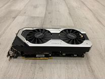 Видеокарта Palit GeForce GTX 1070 Ti jetstream 8GB