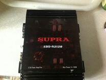 Усилитель Supra SBD A2120