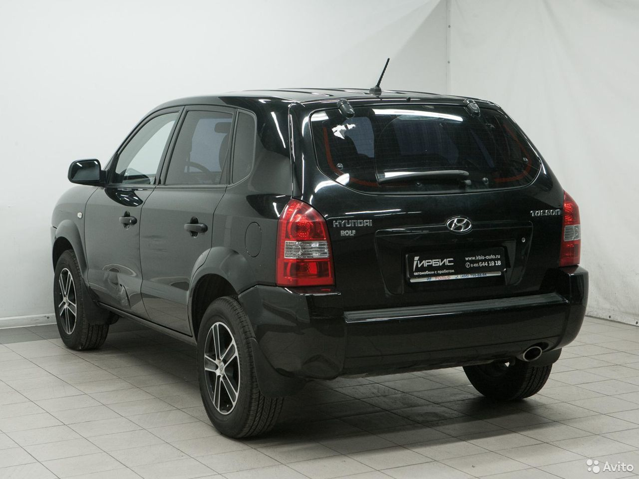 Hyundai Tucson, 2008  84959970942 купить 10