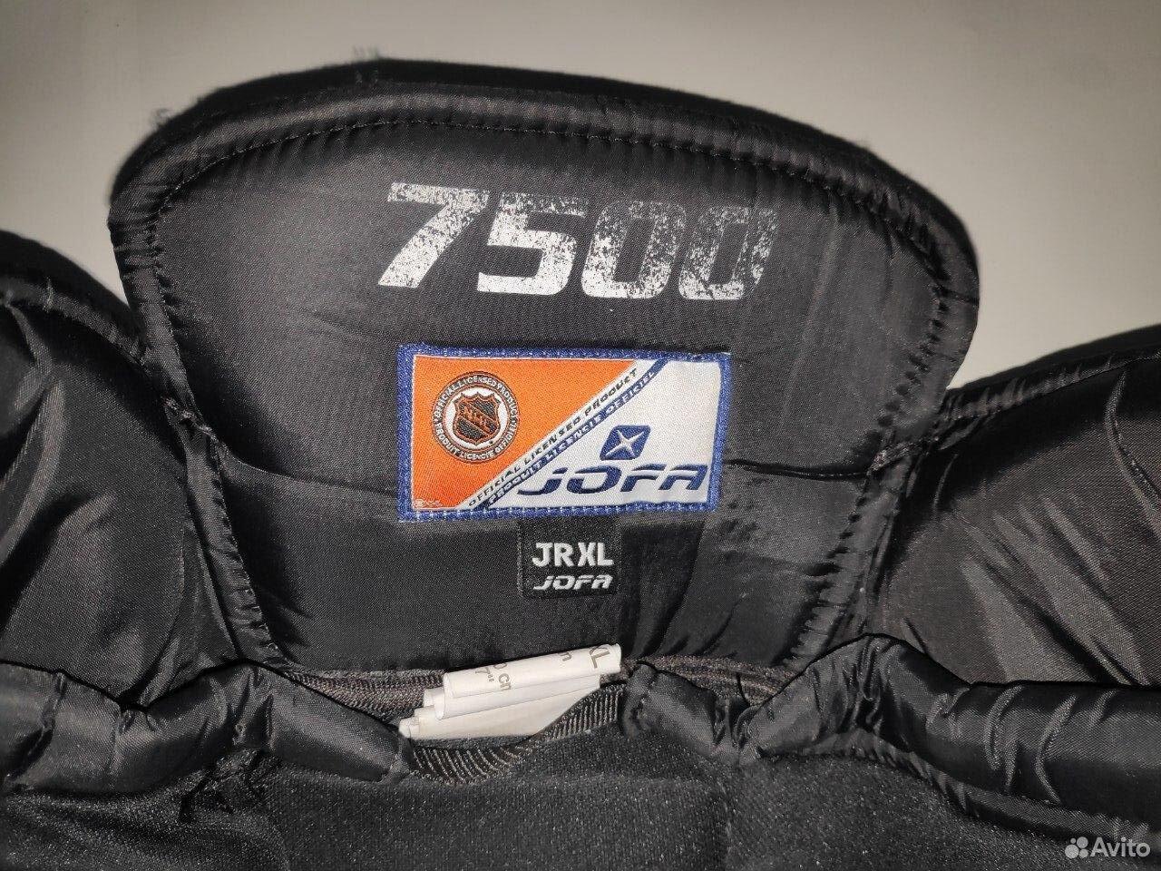 Хоккейные трусы-гирдлы Jofa 7500 Jr XL