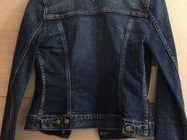 Джинсовая куртка Tommy Hilfiger