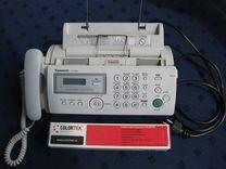 Телефон факс + термоплёнка
