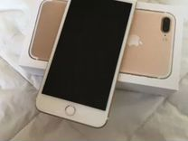 iPhone 7 Plus Gold 128 гб
