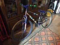 Велосипед скоростной - мтб