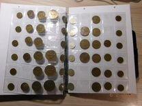 Подборка монет СССР