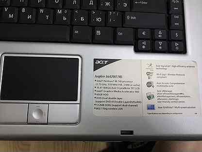 Acer ноутбук