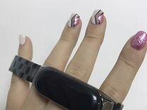 Ремешок для Xiaomi Mi Band 2/3 Metal
