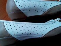 Туфли на низком каблуке 2 см — Одежда, обувь, аксессуары в Самаре