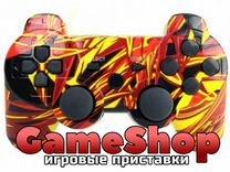 Геймпад PS3 Граффити Красный (Дубликат) Продажа