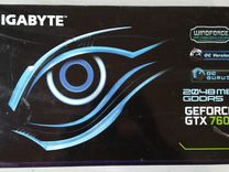 Видеокарта GTX760 — Товары для компьютера в Брянске