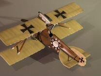Модель Hansa Brandenburg D.I