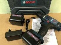 Шуруповерт аккумуляторный Bosch 21v
