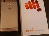 Продам телефон Micromax Canvas juice 4