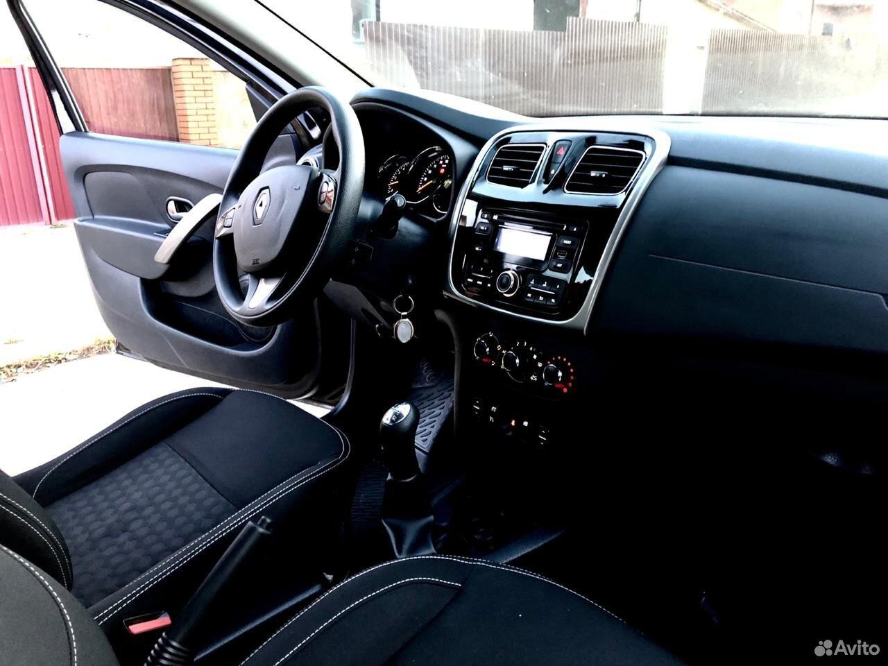 Renault Logan, 2016  89103203877 купить 10
