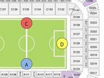Билеты на футбол, Евро 2020