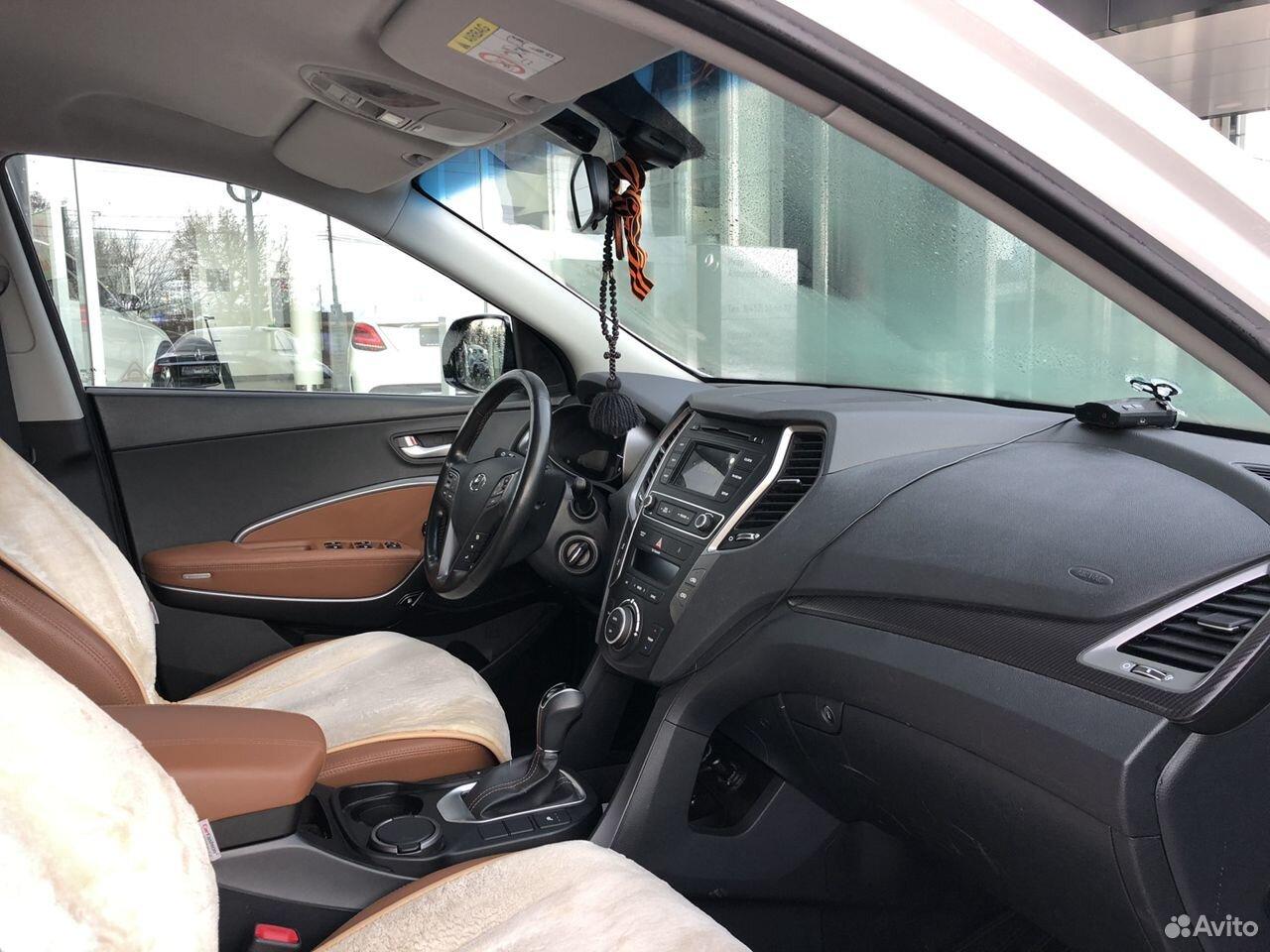 Hyundai Santa Fe, 2016  88452987968 купить 4
