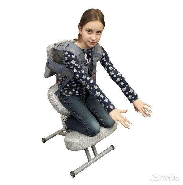 Ортопедический коленный стул для школьника  89219018263 купить 1