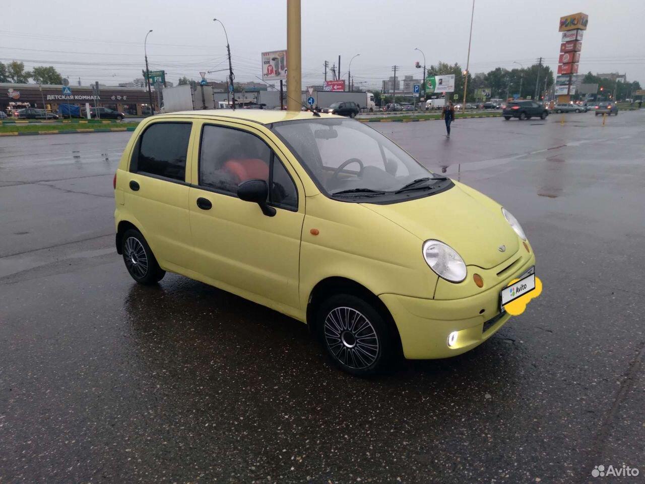 Daewoo Matiz, 2008  89095993727 купить 4