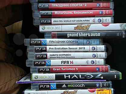 Игры для ps3 Xbox 360
