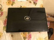 Ноутбук полностью рабочий DNS 127275 BLB5 15.6