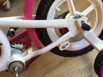 Велосипед новый stern bunny 12