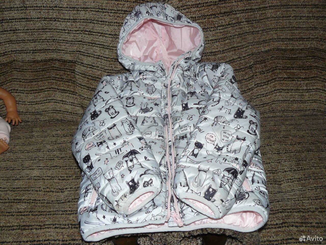 Куртка осенне-весенняя acoola 122 cм 89871288618 купить 3