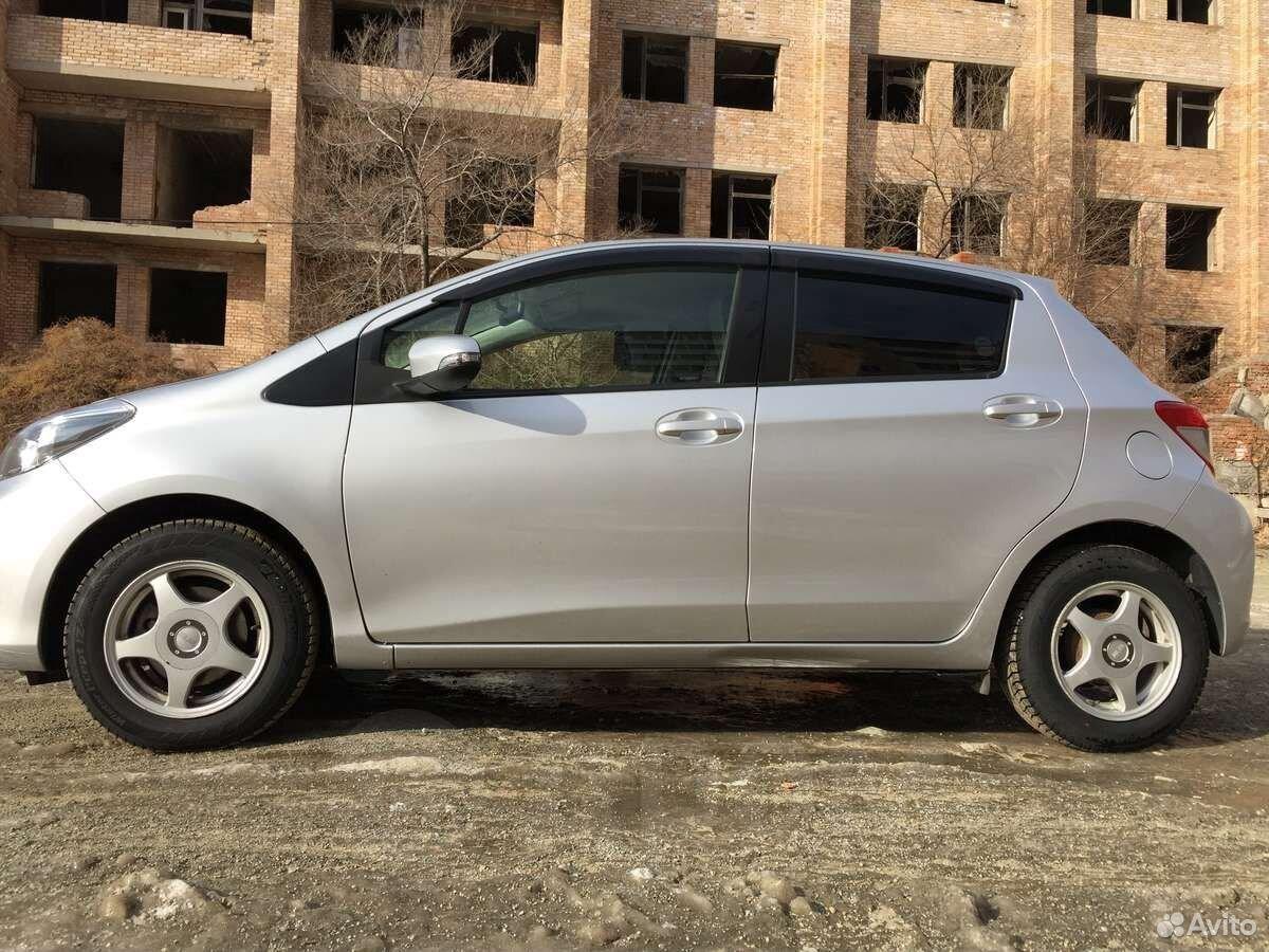 Toyota Vitz, 2011  89662715007 купить 2