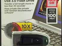 USB 3.0 накопитель SanDisk CZ48 Cruzer Ultra 128GB