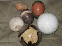 Шар яйцо из камня минерал — Мебель и интерьер в Москве
