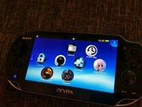 Sony PS Vita прошитая