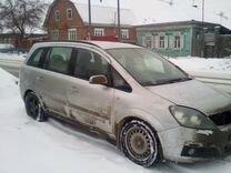Разбор запчасти Opel Zafira B Зафира